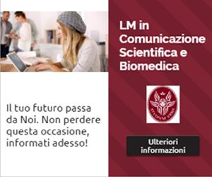 Combiomed - Corso di Laurea in Biotecnologia e Comunicazione