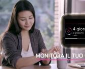 Quando lo smartwatch monitora anche il ciclo mestruale